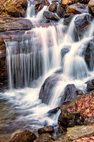 Small Waterfall in Amicalola Falls State Park