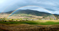 Rainbow over Silverthorne
