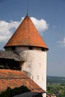 Bled Castle Turret