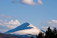 Bald Mountain in Breckenridge, Colorado