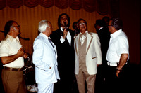 Rocky, Louie, John, & Tony at Jim & Sue's Wedding  1979